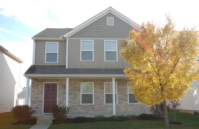 5801 Ivy Branch Drive, Dublin, OH 43016 (MLS #218041857) :: Keller Williams Excel
