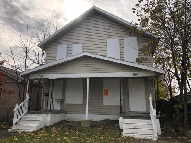 841-843 E Starr Avenue, Columbus, OH 43201 (MLS #218041871) :: Signature Real Estate
