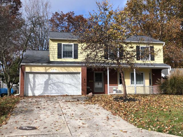 293 Rocky Fork Drive, Columbus, OH 43230 (MLS #218041909) :: Exp Realty