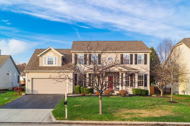 7189 Nightshade Drive, Westerville, OH 43082 (MLS #218041915) :: BuySellOhio.com