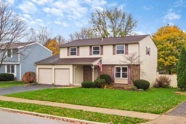 973 Timberbank Drive, Westerville, OH 43081 (MLS #218041925) :: Berkshire Hathaway HomeServices Crager Tobin Real Estate
