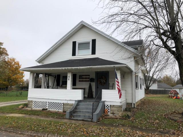 46 Railroad Street, Jeffersonville, OH 43128 (MLS #218041953) :: Brenner Property Group | KW Capital Partners