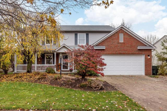 6780 Bethany Drive, Westerville, OH 43081 (MLS #218041992) :: Berkshire Hathaway HomeServices Crager Tobin Real Estate