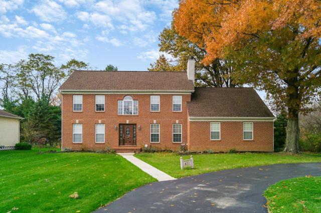 471 Waggoner Road, Reynoldsburg, OH 43068 (MLS #218042050) :: Brenner Property Group | KW Capital Partners