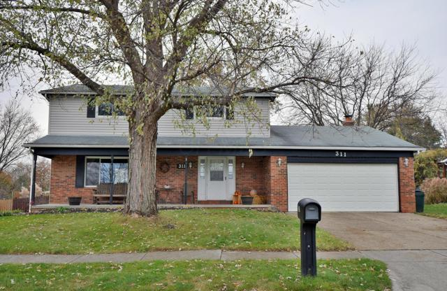 311 Dellfield Way, Columbus, OH 43230 (MLS #218042299) :: Berkshire Hathaway HomeServices Crager Tobin Real Estate