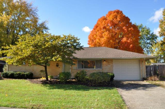 1711 Stouder Drive, Reynoldsburg, OH 43068 (MLS #218042321) :: Signature Real Estate