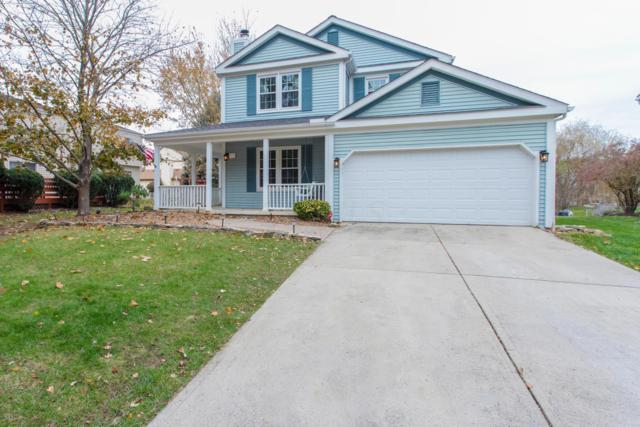 70 Spicewood Lane, Powell, OH 43065 (MLS #218042439) :: The Raines Group