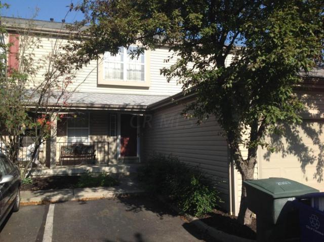 2003 Jasper Lane 24C, Hilliard, OH 43026 (MLS #218042454) :: Berkshire Hathaway HomeServices Crager Tobin Real Estate