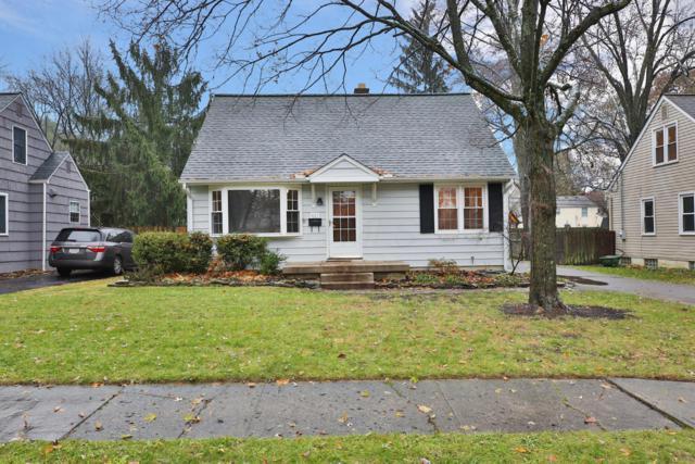 531 Park Overlook Drive, Worthington, OH 43085 (MLS #218042586) :: Berkshire Hathaway HomeServices Crager Tobin Real Estate