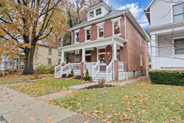 742 Oakwood Avenue, Columbus, OH 43205 (MLS #218042619) :: Brenner Property Group | KW Capital Partners