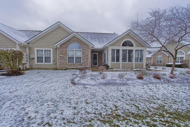 6327 Pinehurst Pointe, Westerville, OH 43082 (MLS #218042644) :: Signature Real Estate
