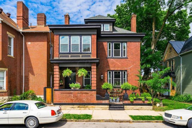 57 S Monroe Avenue, Columbus, OH 43205 (MLS #218042704) :: Brenner Property Group | KW Capital Partners