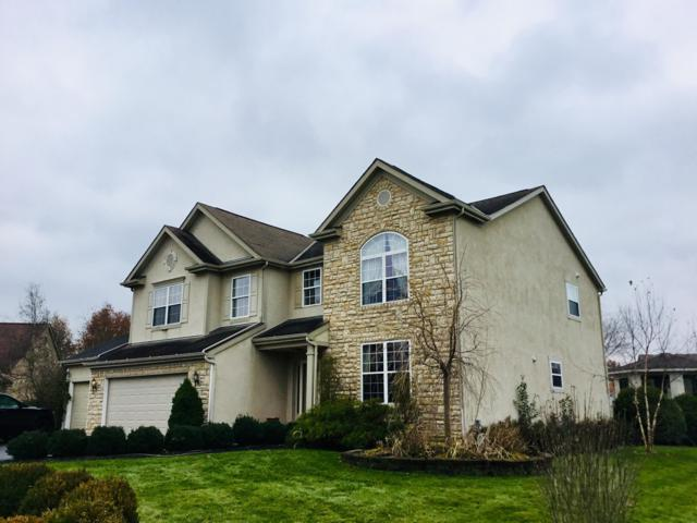 1252 Dobbins Drive, New Albany, OH 43054 (MLS #218042786) :: Signature Real Estate