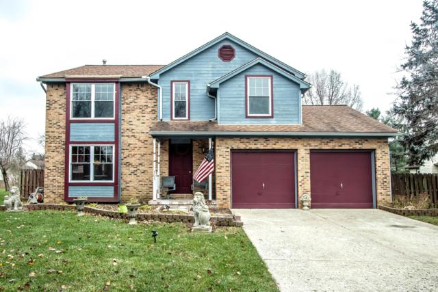 507 Beaverbrook Drive, Gahanna, OH 43230 (MLS #218043011) :: The Clark Group @ ERA Real Solutions Realty