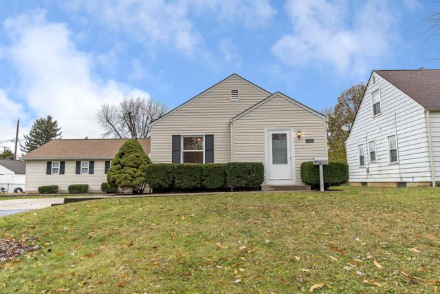 252 E Jeffrey Place, Columbus, OH 43214 (MLS #218043144) :: Berkshire Hathaway HomeServices Crager Tobin Real Estate