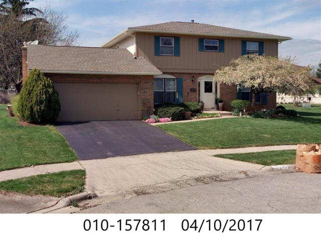 6401 Falkirk Place, Columbus, OH 43229 (MLS #218043177) :: Berkshire Hathaway HomeServices Crager Tobin Real Estate