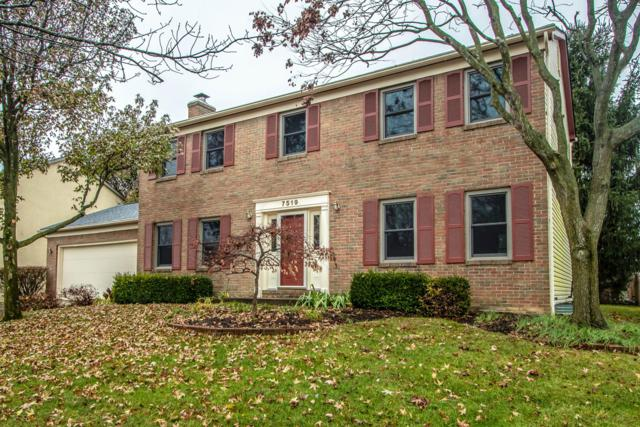 7519 Foxfield Court, Columbus, OH 43235 (MLS #218043210) :: Signature Real Estate
