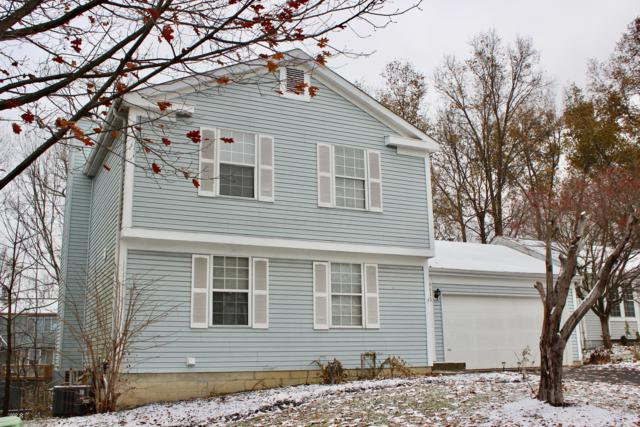 3876 Deer Knoll Drive, Gahanna, OH 43230 (MLS #218043268) :: The Clark Group @ ERA Real Solutions Realty