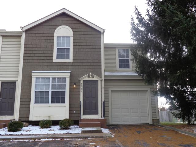 4957 Singleton Drive 16D, Hilliard, OH 43026 (MLS #218043353) :: Signature Real Estate