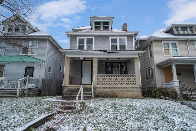 1402 Hildreth Avenue, Columbus, OH 43203 (MLS #218043360) :: Berkshire Hathaway HomeServices Crager Tobin Real Estate