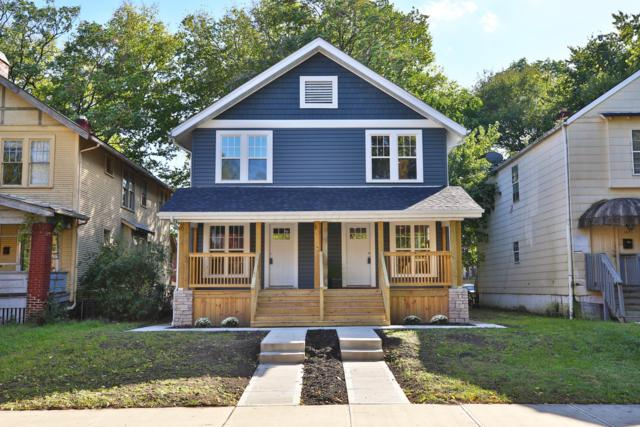 1659 Oak Street #61, Columbus, OH 43205 (MLS #218043526) :: Shannon Grimm & Partners