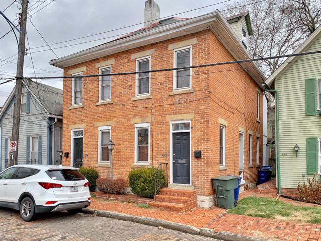 524 S Pearl Street, Columbus, OH 43215 (MLS #218043673) :: Brenner Property Group | KW Capital Partners