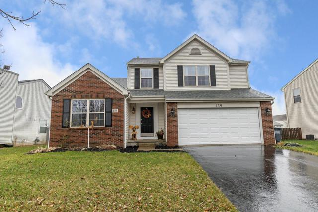 459 Greenhill Drive, Groveport, OH 43125 (MLS #218043706) :: RE/MAX ONE