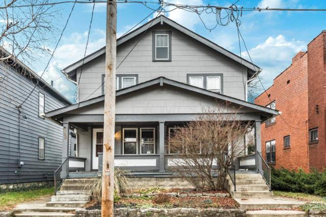 727-729 S 6th Street #9, Columbus, OH 43206 (MLS #218043731) :: Brenner Property Group | KW Capital Partners