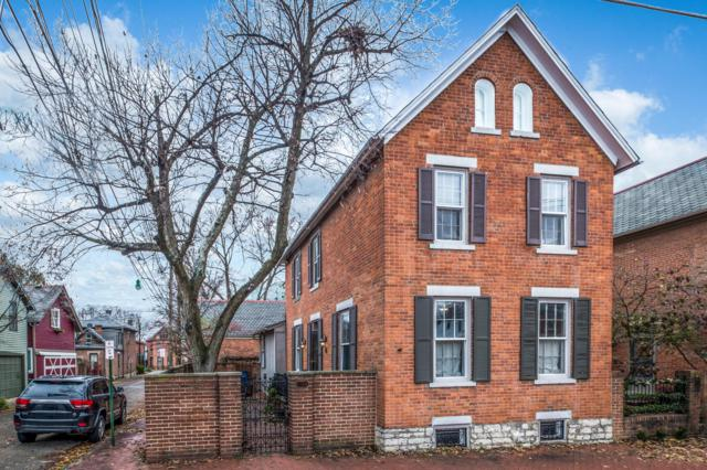911 S 3rd Street, Columbus, OH 43206 (MLS #218043764) :: Brenner Property Group | KW Capital Partners