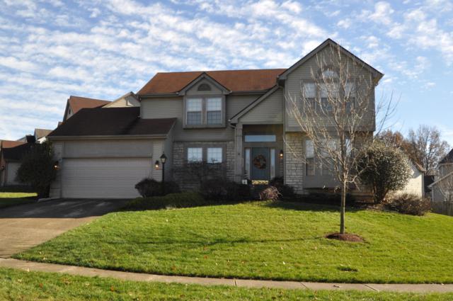672 Culpepper Drive, Reynoldsburg, OH 43068 (MLS #218043874) :: Berkshire Hathaway HomeServices Crager Tobin Real Estate
