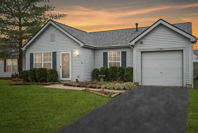 2355 Cannonmills Drive, Grove City, OH 43123 (MLS #218044002) :: Exp Realty