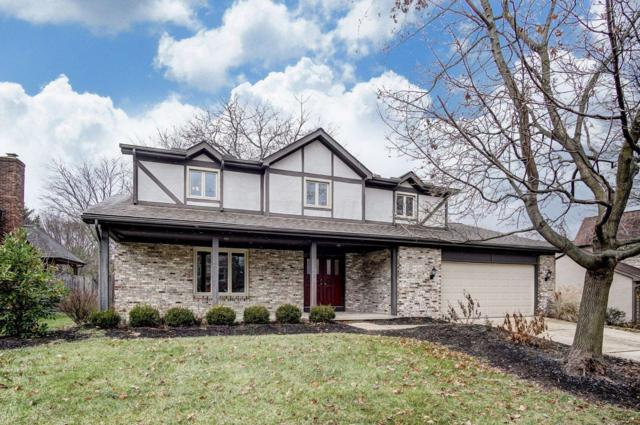 377 Olde Mill Drive, Westerville, OH 43082 (MLS #218044058) :: Berkshire Hathaway HomeServices Crager Tobin Real Estate