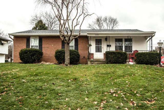 6487 Red Coach Lane, Reynoldsburg, OH 43068 (MLS #218044068) :: Berkshire Hathaway HomeServices Crager Tobin Real Estate