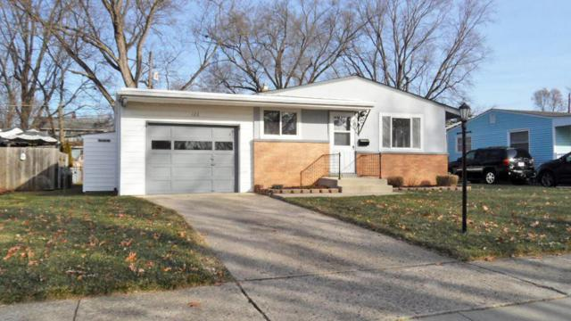 126 Mariemont Drive N, Westerville, OH 43081 (MLS #218044196) :: The Clark Group @ ERA Real Solutions Realty