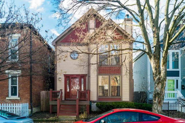 1141 Michigan Avenue, Columbus, OH 43201 (MLS #218044203) :: Berkshire Hathaway HomeServices Crager Tobin Real Estate