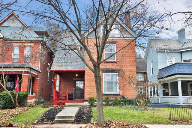 1323 Forsythe Avenue, Columbus, OH 43201 (MLS #218044227) :: Berkshire Hathaway HomeServices Crager Tobin Real Estate
