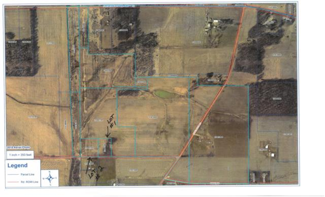 Lot 1 Smith Road, Fredericktown, OH 43019 (MLS #218044328) :: Shannon Grimm & Partners