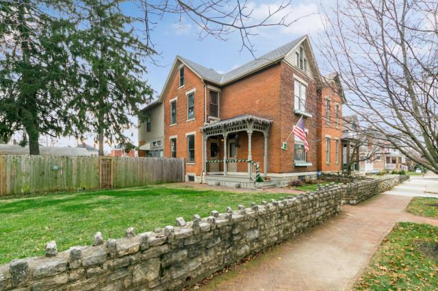 481 E Whittier Street, Columbus, OH 43206 (MLS #218044389) :: The Mike Laemmle Team Realty