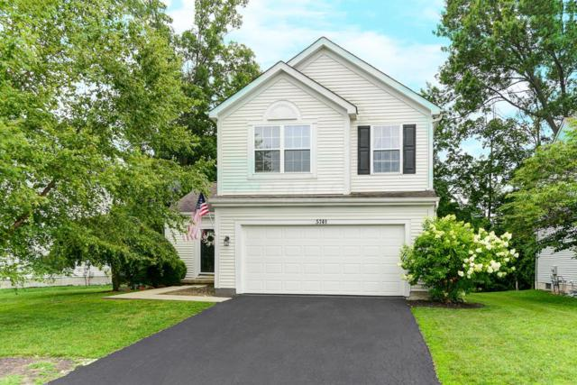 5741 Wooden Plank Road, Hilliard, OH 43026 (MLS #218044412) :: The Clark Group @ ERA Real Solutions Realty
