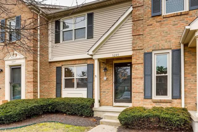 5249 Meadowknoll Lane, Columbus, OH 43220 (MLS #218044418) :: Berkshire Hathaway HomeServices Crager Tobin Real Estate