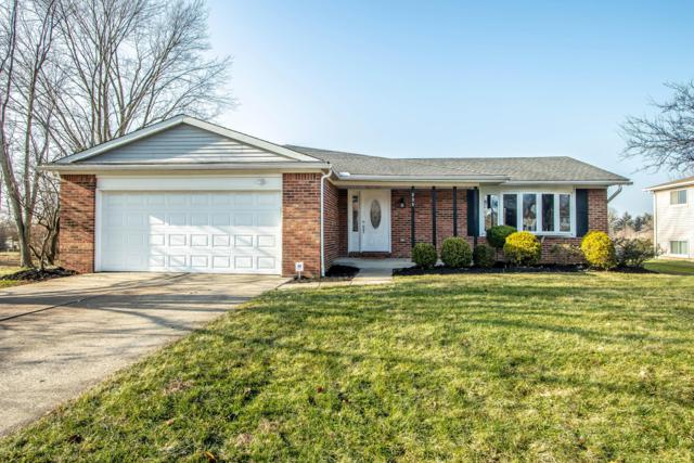 235 Dellfield Lane, Columbus, OH 43230 (MLS #218044494) :: Berkshire Hathaway HomeServices Crager Tobin Real Estate