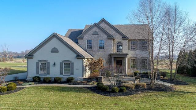 5721 Medallion Drive W, Westerville, OH 43082 (MLS #218044499) :: Berkshire Hathaway HomeServices Crager Tobin Real Estate