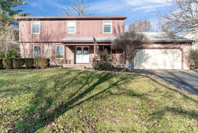 1042 Autumn Meadows Drive, Westerville, OH 43081 (MLS #218044546) :: Berkshire Hathaway HomeServices Crager Tobin Real Estate