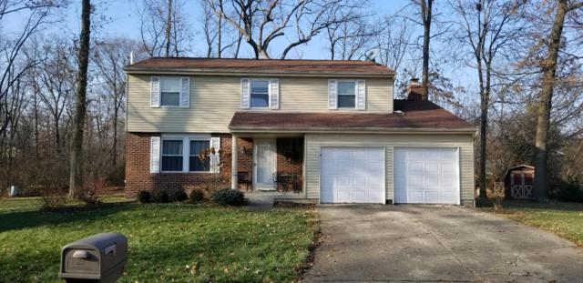 1121 Timberbank Lane, Westerville, OH 43081 (MLS #218044564) :: Berkshire Hathaway HomeServices Crager Tobin Real Estate