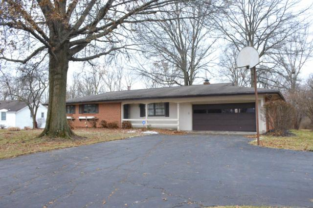 911 Sherwood Avenue, Marysville, OH 43040 (MLS #218044587) :: The Clark Group @ ERA Real Solutions Realty