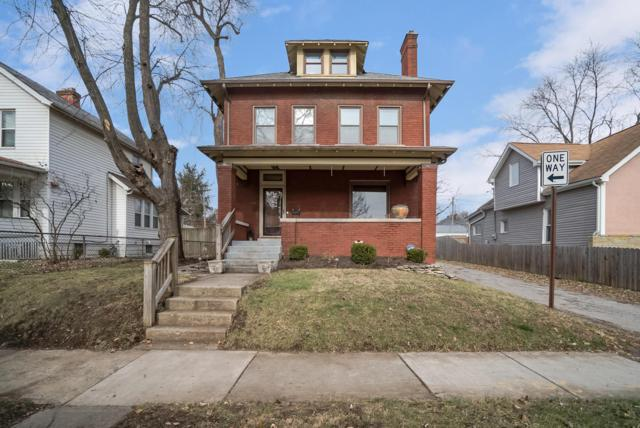 336 E Gates Street, Columbus, OH 43206 (MLS #218044694) :: Brenner Property Group   KW Capital Partners