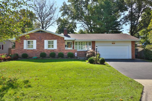 457 Pittsfield Drive, Worthington, OH 43085 (MLS #218044766) :: Keller Williams Excel