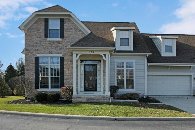 125 Murphys Crossing Drive, Powell, OH 43065 (MLS #218044769) :: Keller Williams Excel