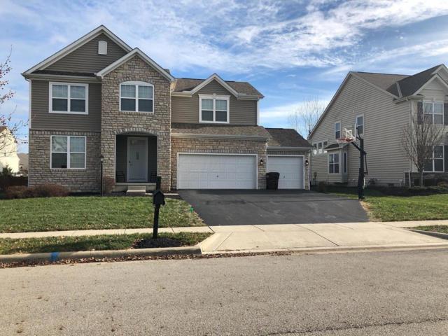 248 Fox Glen Drive E, Pickerington, OH 43147 (MLS #218044773) :: CARLETON REALTY