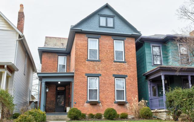 995 Harrison Avenue, Columbus, OH 43201 (MLS #218044791) :: Brenner Property Group | KW Capital Partners